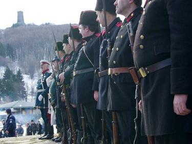 Българското опълчение вдъхновява изложба