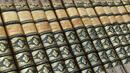 Фотозаснемане на подвързани материали в Столичната библиотека