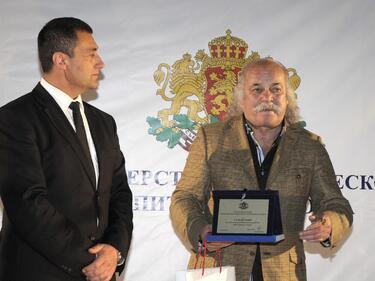 Наградиха 81 български спортисти, треньори и деятели
