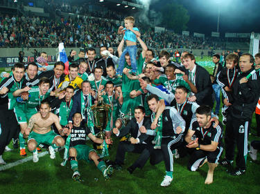 Лудогорец е новият шампион на България