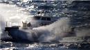 Силни бури спряха част от фериботите в Гърция