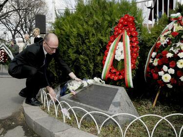 Даваме още 36000 лв. за паметник за спасяването на българските евреи
