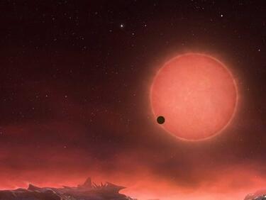 Учени откриха три планети като Земята с условия за живот