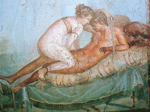 Секс с древни