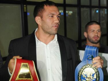 Кубрат Пулев: Тази победа е за България
