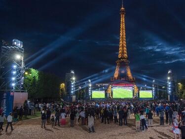 "Айфеловата кула ""прескочи"" 300 млн. туристи"