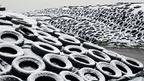 2350 стари гуми, събрани за една година