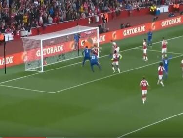 Арсенал и Лестър откриха подобаващо сезона във Висшата лига
