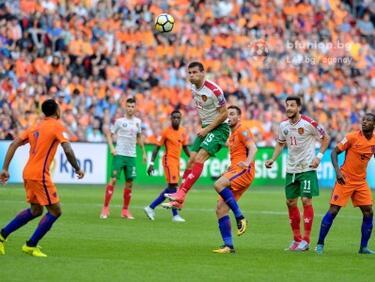 Холандия сложи край на мечтите ни за световни финали