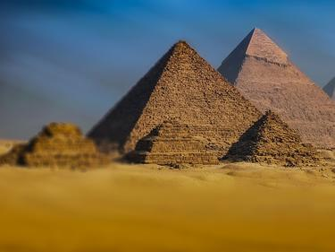 Намериха мистериозна зала в Хеопсовата пирамида