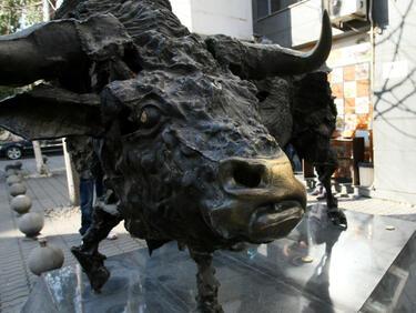 Индексите на българската фондова борса обърнаха тренда