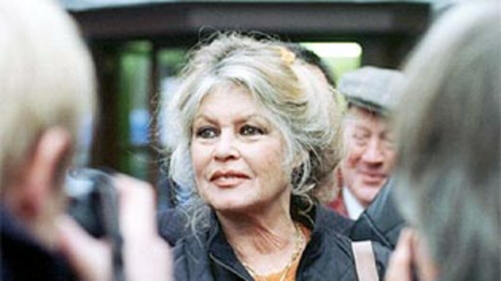 Бившата френска филмова звезда Брижит Бардо окачестви като смешни и