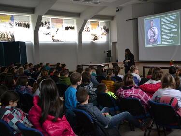Образователни програми за Апостола в Националния военноисторически музей