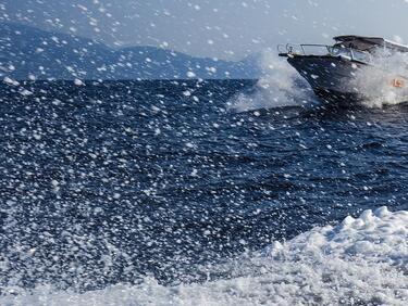 """Кораб на турската брегова охрана удари гръцки """"колега"""""""
