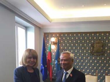 София и Виетнам ще си сътрудничат за развитие на туризма