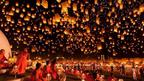 В Китай: Зрелищно шоу на фестивала на фенерите