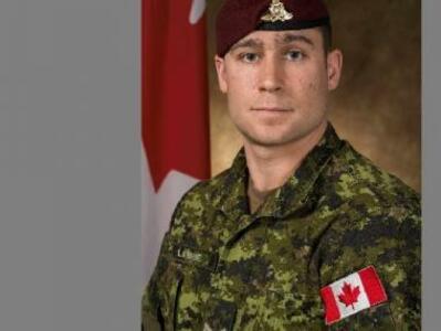 Подофицер Патрик Лабри е загиналият парашутист! Служил е в Кралската конна артилерия