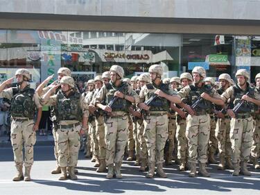 Нова българска рота заминава за Афганистан
